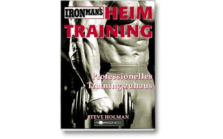 Ironman's Heimtraining (Steve Holman)