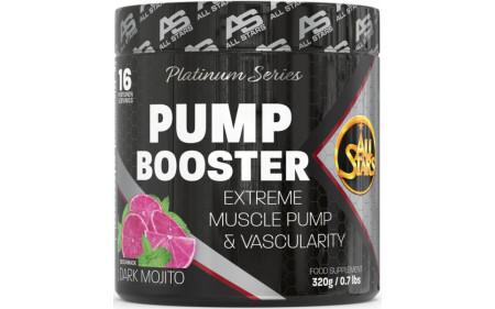 All Stars Pump Booster Platinum - 320g