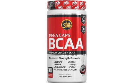 All Stars BCAA Mega Caps - 150 Kapseln