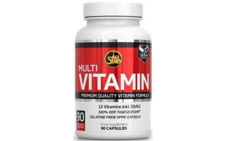 All Stars Multi Vitamin - 90 Kapseln