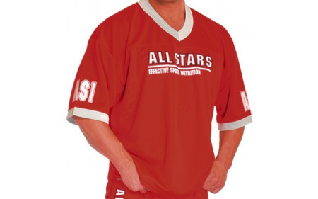 All Stars Workout T-Shirt - Rot