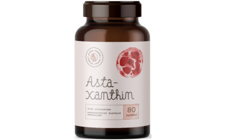 Alpha Foods Astaxanthin - 80 Softgel Kapseln