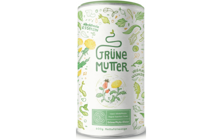 Alpha Foods Grüne Mutter - 600g Dose