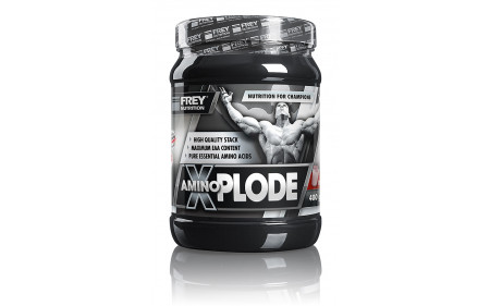 Frey Nutrition Amino Xplode - 400g-Sour Cherry