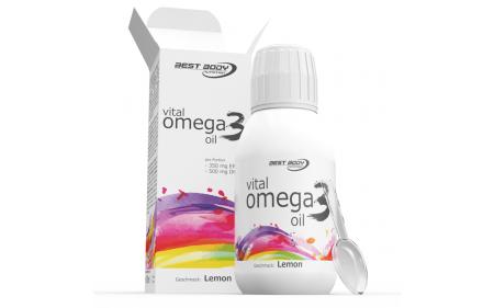 Best Body Nutrition Vital Omega 3 Oil - 150ml
