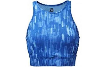 Better Bodies Manhattan Halter bright blue