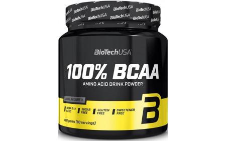 BioTechUSA 100% BCAA - 400 g
