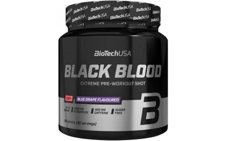 BioTechUSA Black Blood - 300g Dose