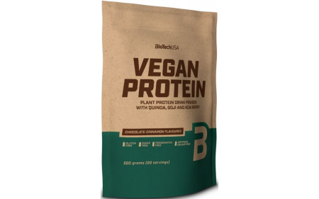 BioTechUSA Vegan Protein - 500g