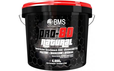BMS Pro-80 Natural - 4000g Eimer
