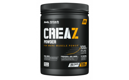 Body Attack CREAZ - 500g Pulver