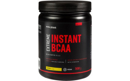 body-attack-instant-bcaa-500g