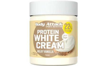 Body Attack Protein White Choc - 250g