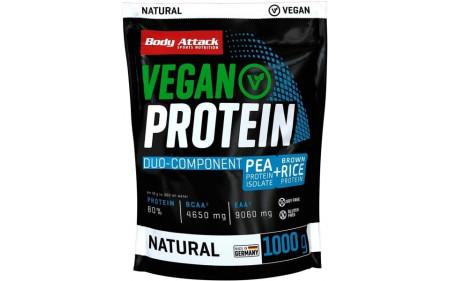 body-attack-vegan-protein-1000g-beutel-natural