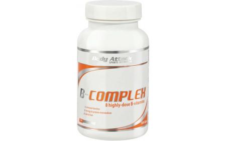Body Attack Vitamin B-Complex - 100 Kapseln