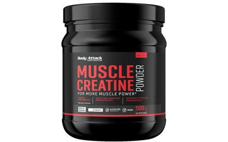 Body Attack Creapure Muscle Creatin - 500g
