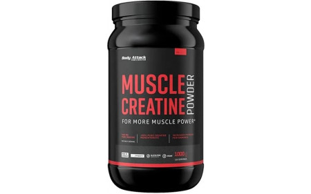 Body Attack Creapure Muscle Creatin - 1kg