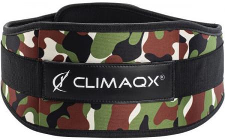 climaqx-gamechanger-gewichtheberguertel-green-camouflage