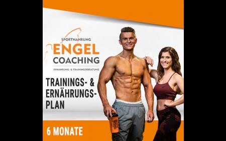 Individueller Ernährungs- und Trainingsplan inkl. 6 Monate Coaching