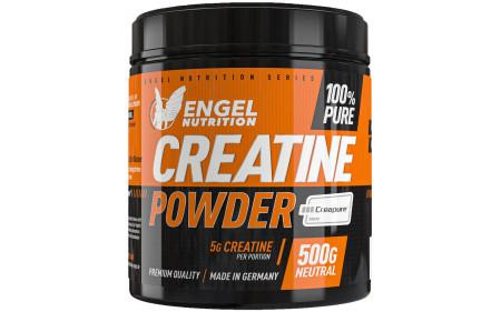 Engel Nutrition 100% Pure Creatine Powder - 500g
