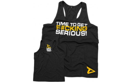 Dedicated Nutrition Stringer Time To Get Serious