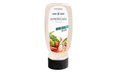 Body Attack American Dressing - 320 ml