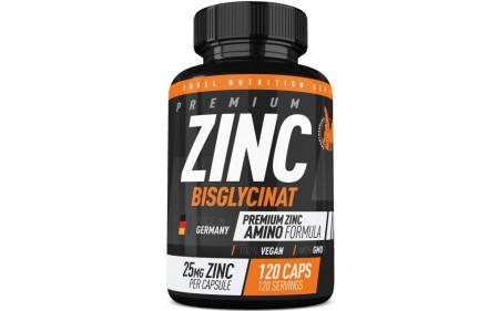 Engel Nutrition Zinc Bisglycinat  - 120 Kapseln