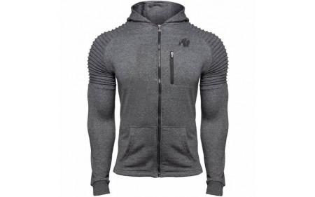 Gorilla Wear Delta Hoodie - grey