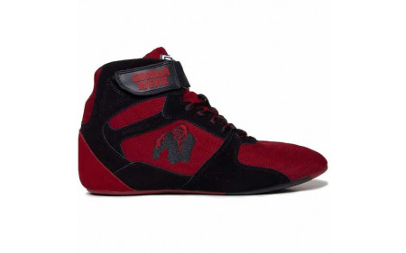 Gorilla Wear Perry High Tops Pro - Red/Black