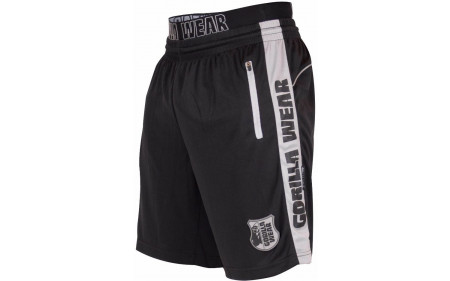 Gorilla Wear Shelby Shorts - Black/Gray
