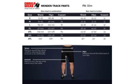 gorilla-reydon-mesh-shorts-schwarz-weiss-groessentabelle