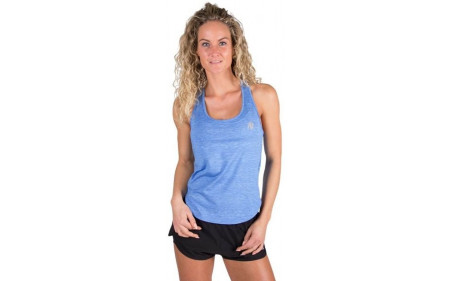 Gorilla Wear Monte Vista Tank Top - Blau
