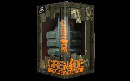 Grenade Thermo Detonator - 100 Kapseln