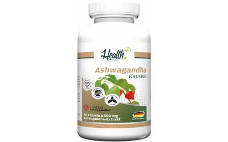 Health+ Ashwagandha - 90 Kapseln