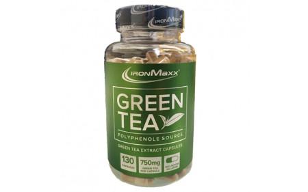 Ironmaxx Green Tea - 130 Kapseln