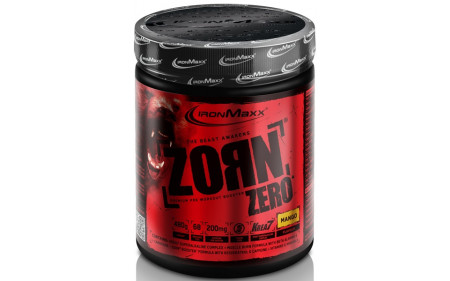 Ironmaxx Zorn® Zero - 480g Pulver