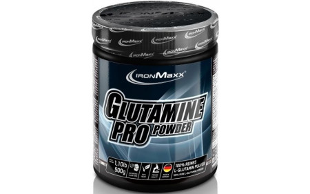 Ironmaxx Glutamine Pro Powder - 500g