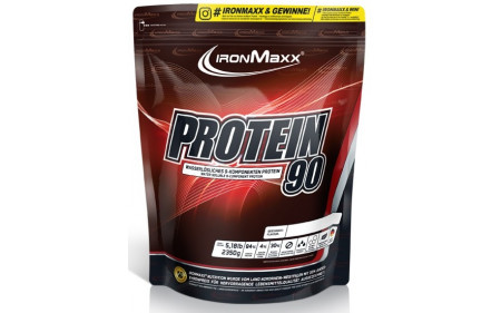 Ironmaxx Protein 90 - 2350g