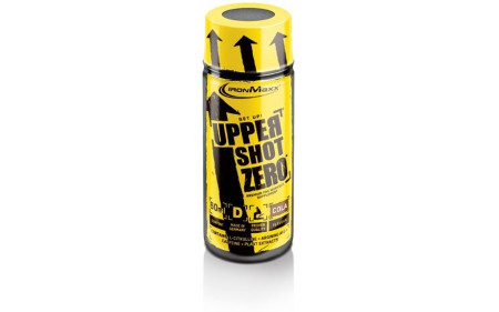 Ironmaxx Upper Shot Zero - 60 ml