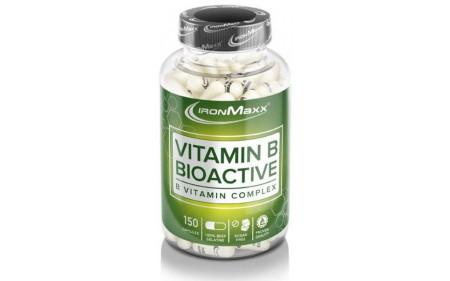 Ironmaxx Vitamin B Bioactive - 150 Kapseln
