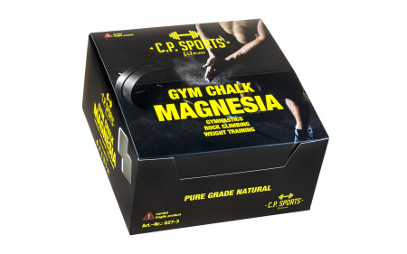 C.P. Sports Gym Chalk Magnesia - 544g