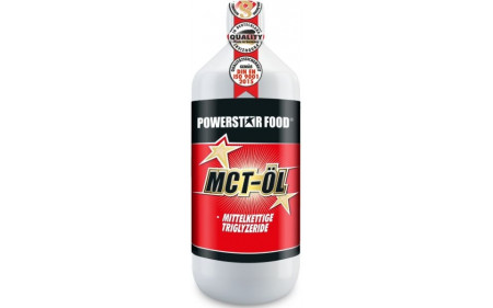 Powerstar MCT-Öl - 1000ml