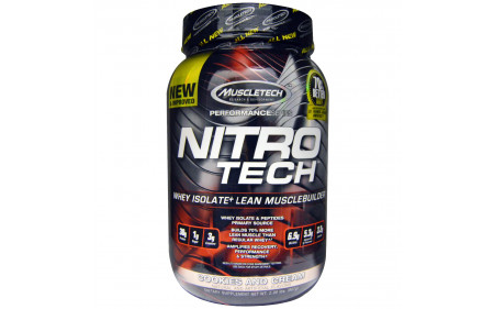 MuscleTech Nitro Tech - 907g