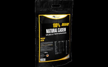 My Supps 100% Natural Casein - 2000g