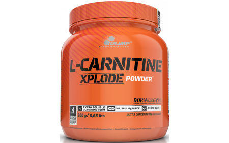 Olimp L-Carnitine Xplode Powder - 300g