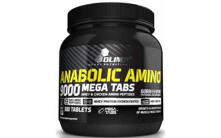 Olimp Anabolic Amino 9000 - 300 Tabletten