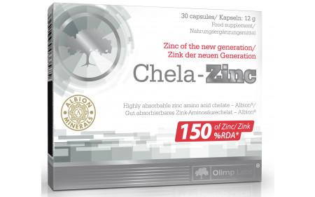 Olimp Chela-Zinc - 30 Kapseln