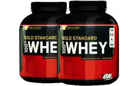Optimum Nutrition 100% Whey - Doublepack
