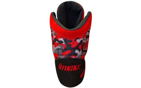 otomix-stingray-escape-red-camo