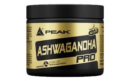 Peak Ashwagandha Pro - 60 Vegan Caps